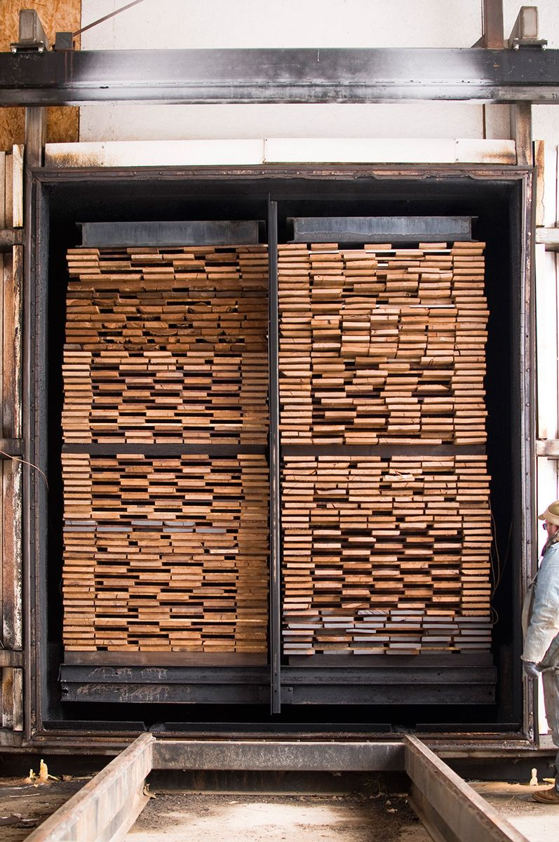 Термомодифицированная древесина: что это такое