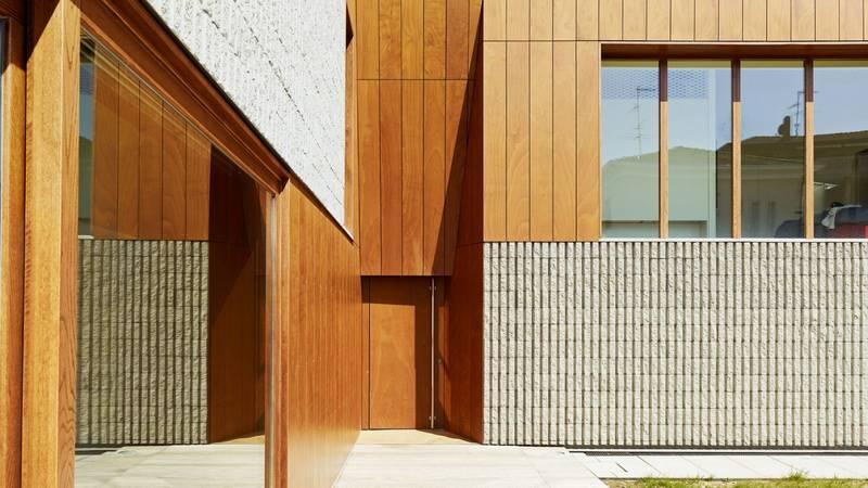 Стеновые панели из термодревесины