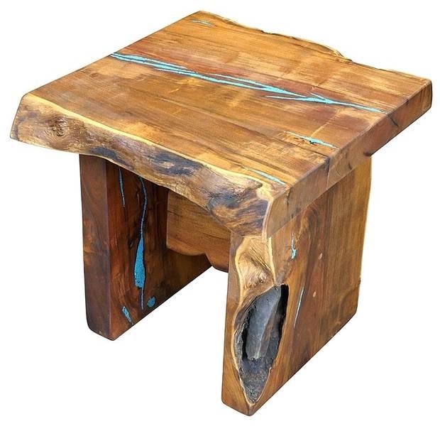 Слэбы из дерева своими руками. Стол из слэба с эпоксидной смолой